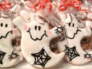 Presentación de Fantasmas de Halloween párrafo