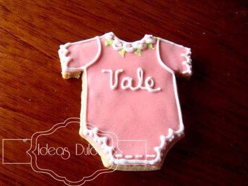 Recordatorios del Baby Shower de Valentina