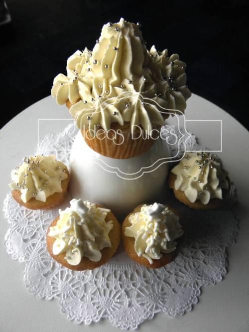Parrafo Cupcakes Matrimonios