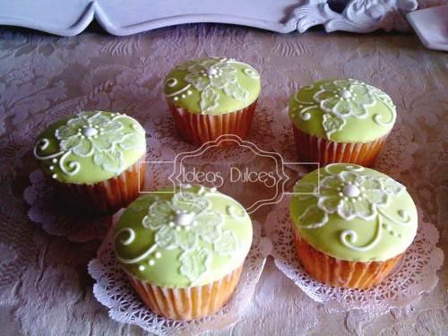 Cupcakes para Bodas y Quince Años