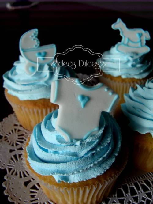 Cupcakes Decorados Ideas Dulces