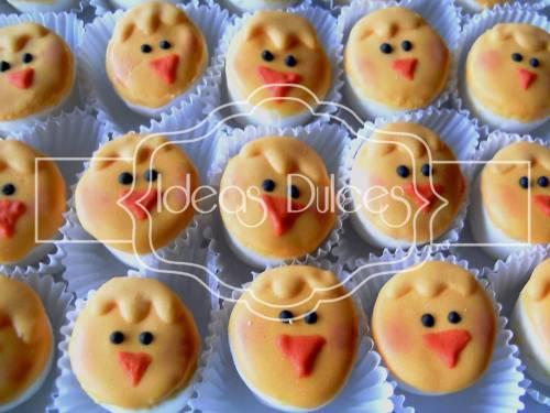 Masmelos de pollitos