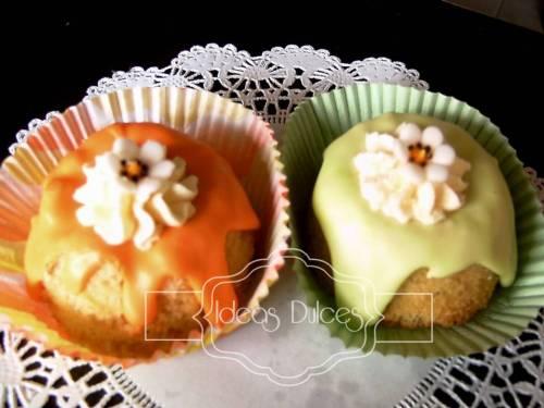 MINI TORTAS-Naranja y Limón