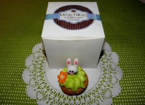 Caja de regalo Con la magdalena de Pascuas