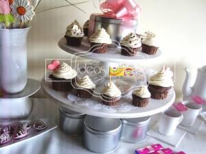 Cupcakes y Mini-cupcakes