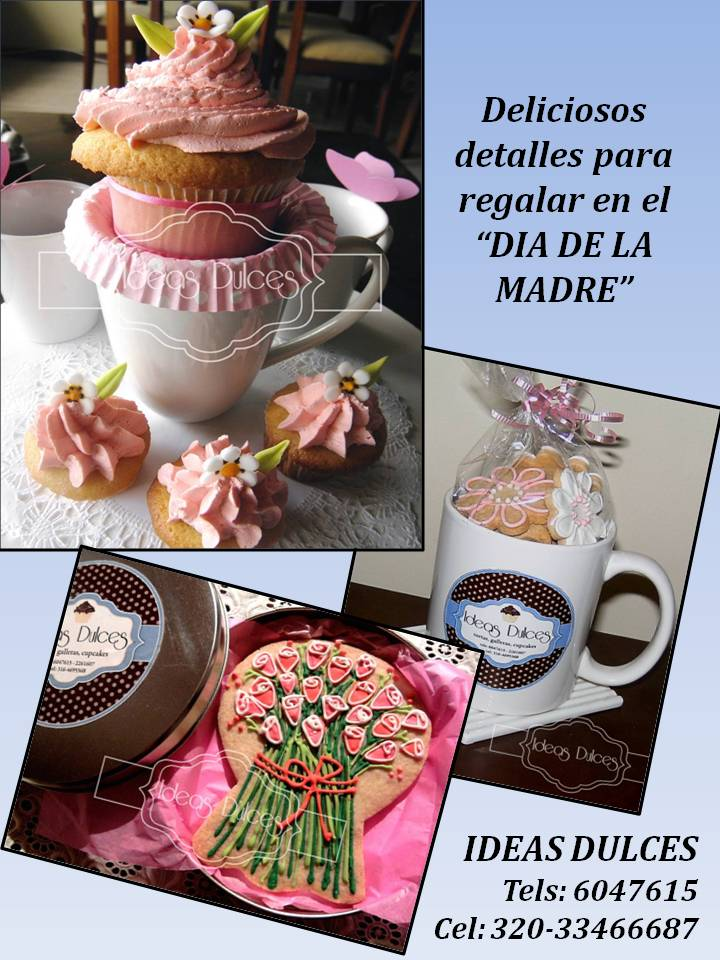 Fel z d a mam ideas dulces for Ideas de detalles para regalar