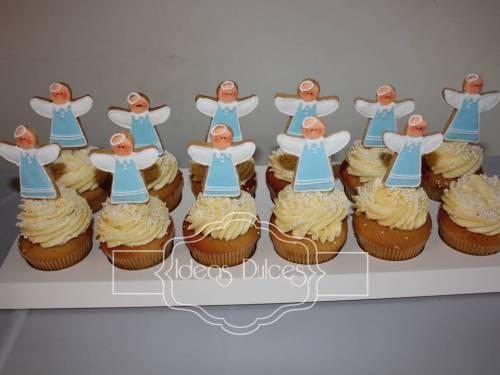 Cupcakes para la Primera Comunión  de Renato