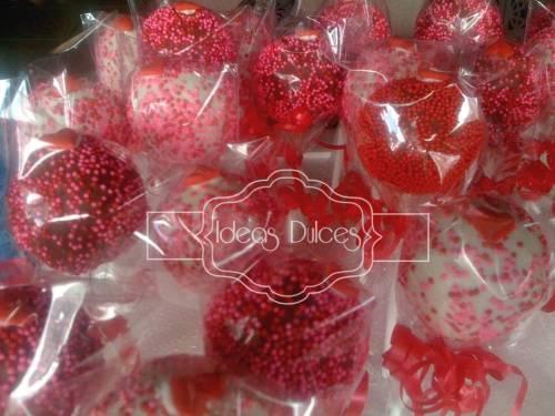 Cake pops para Tecnova TH Ltda en Amor y Amistad