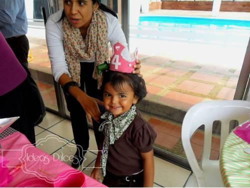 La princesa del cumpleaños