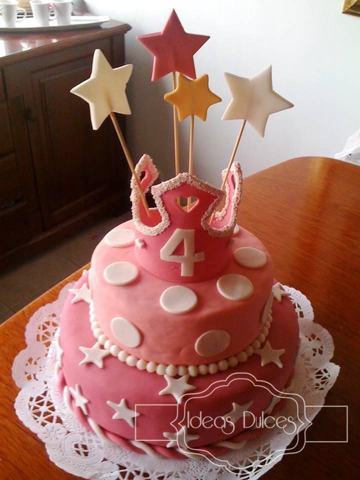 torta de cumpleaos princesa - photo #1