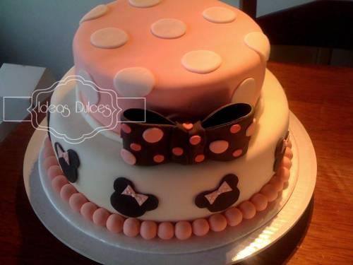 Torta para el tercer cumpleaños de Martina