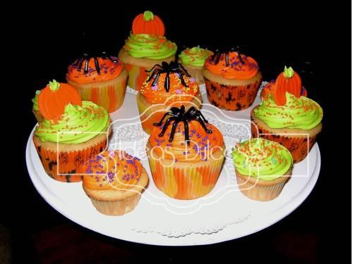 Cupcakes Edición Especial de Halloween