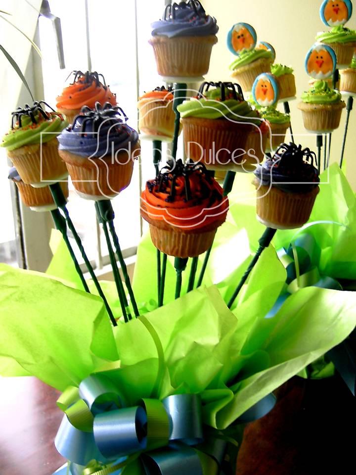 Ideas De Cupcakes Para Halloween