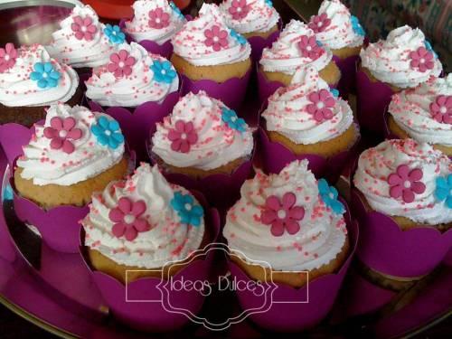 Los Cupcakes para el  Grado de Ale
