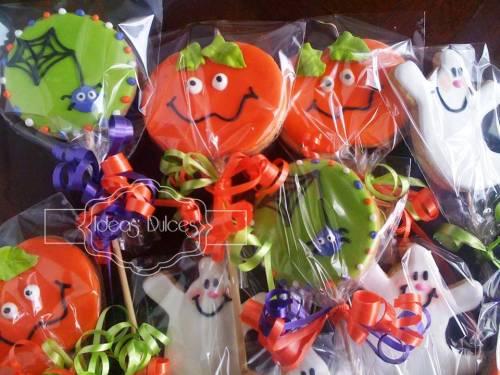 Galletas de Halloween para Rentabyte Ltda
