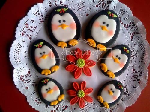 Los Pinguinos de Navidad
