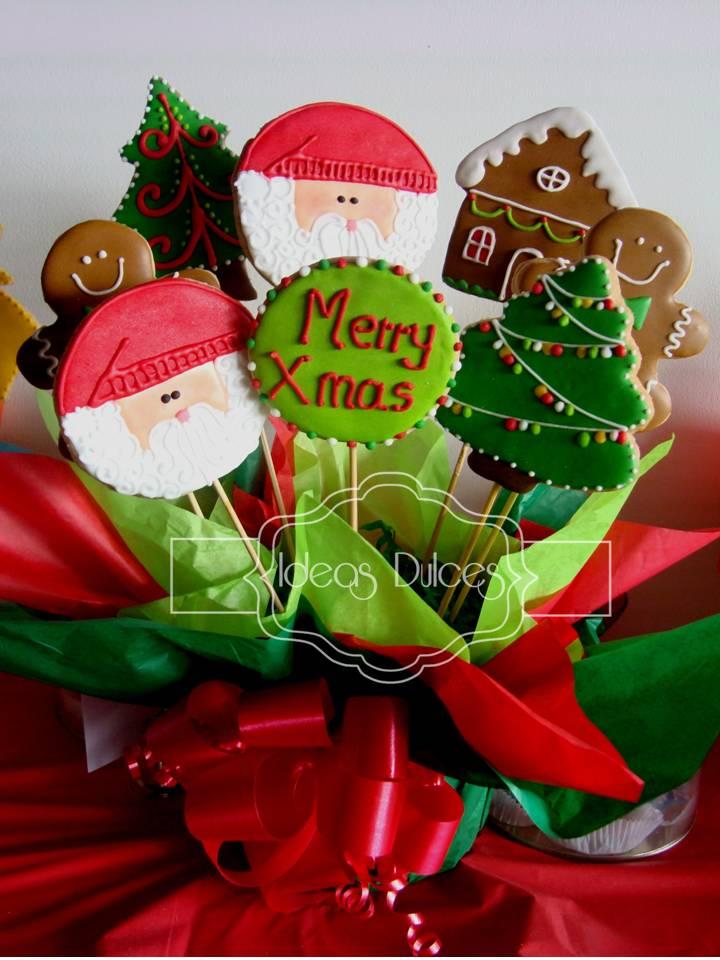 Algunos pedidos de diciembre ideas dulces - Arreglos para navidad ...