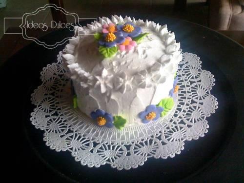 Detalle Torta para el Cumpleaños de la hija de Ma. fernanda