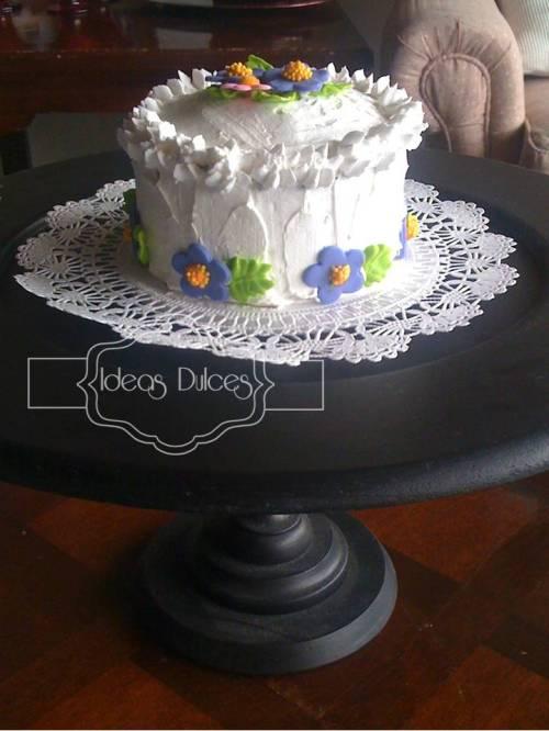 Torta para el cumpleaños de la Hija de Ma. Fernanda