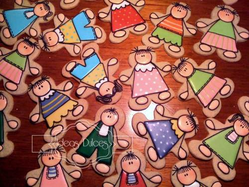 Galletas para el Día del Maestro encargadas por el Colegio San Bartolomé La Merced