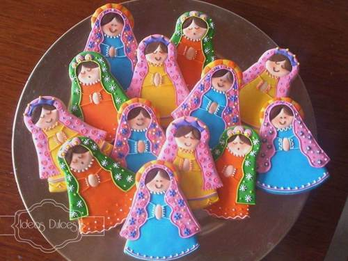 Galletas virgencita plis surtidas