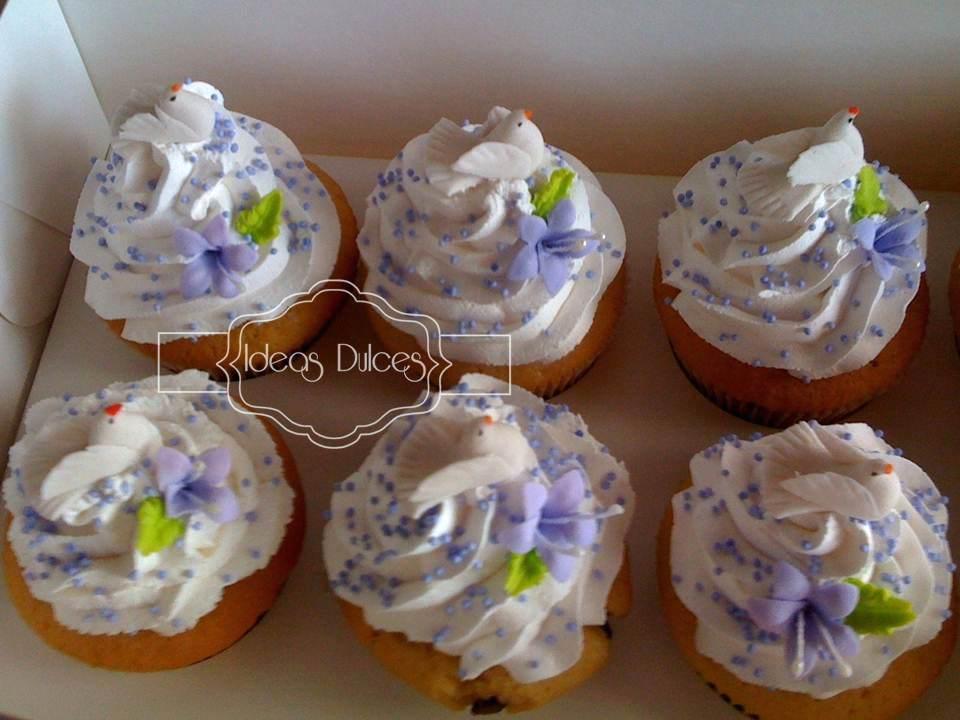 Cupcakes Para Primera Comunion