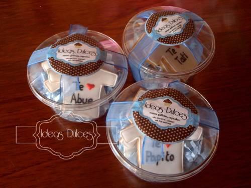 Detalles de galletas para regalar el Día del Padre