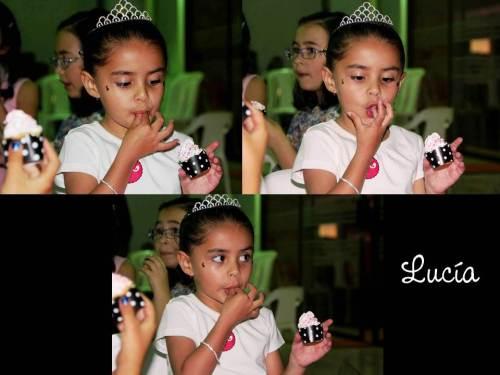 El cumpleaños de Lucía