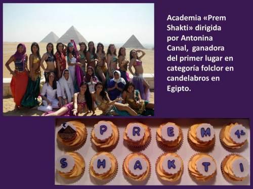 Cupcakes para la celebración de la Academia Prem Shakti por Primer Puesto obtenido en Egipto
