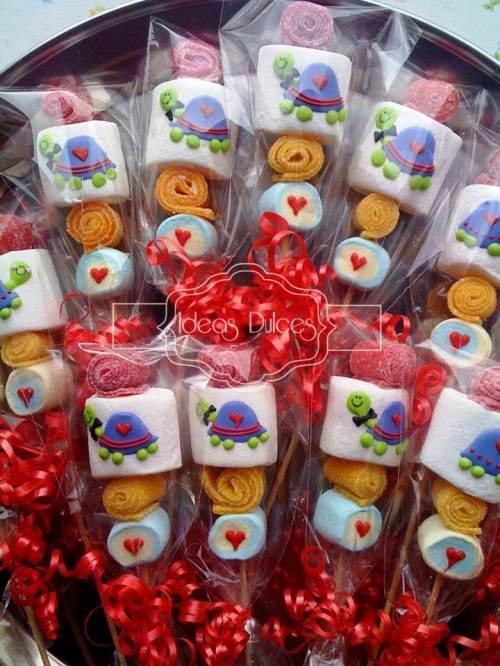 Masmelos de Amor y Amistad para el restaurante Juan Gourmet