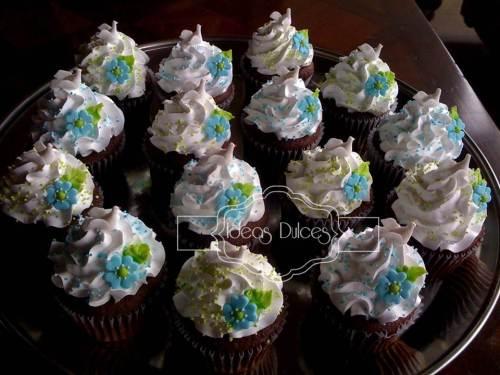 Los Cupcakes para Eliana