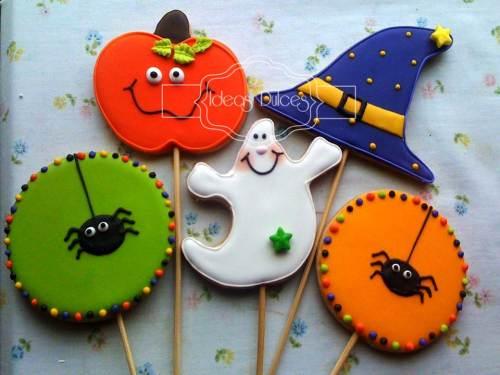 Galletas de Halloween para los pequeños clientes del Spa Terraviva