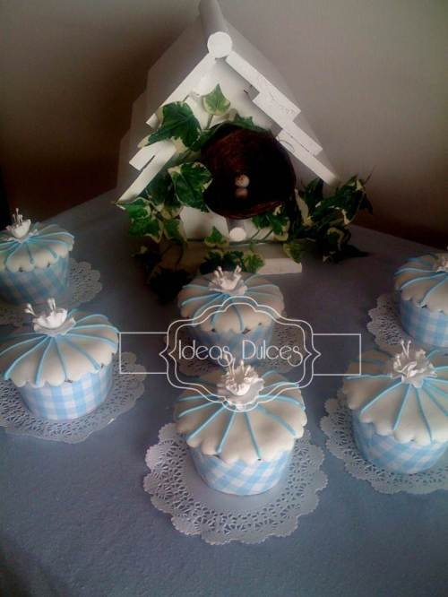 Cupcakes para Primeras Comuniones