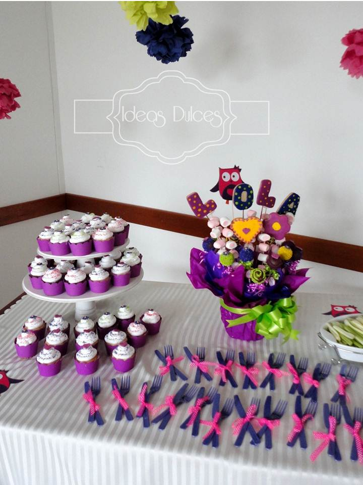 El baby shower de lola ideas dulces - Lola decoracion ...
