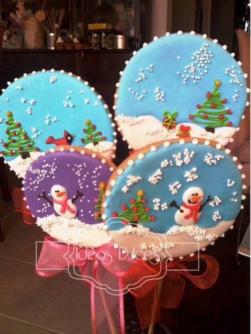 Galletas de Navidad- Edición Especial 2012