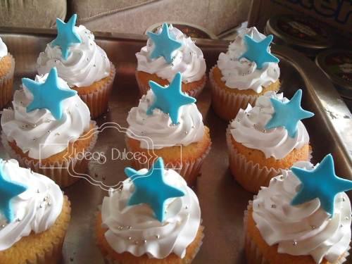 Cupcakes de Navidad para los clientes de MATCH PRODUCCIONES
