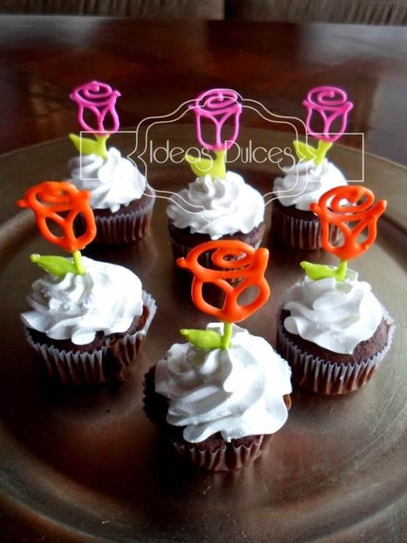 Cupcakes Decorados Ideas Dulces Bakery