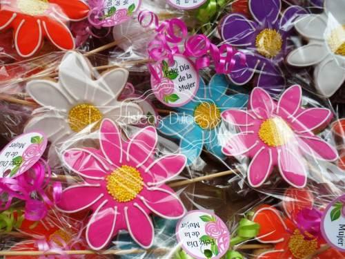 Galletas del Día de la Mujer para Brus Refrigeration de Colombia