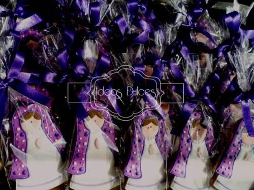 Galletas del Día de la Mujer para el Spa Terraviva.