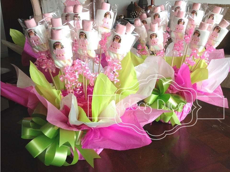 PRIMERA COMUNION ANGELITAS | Ideas Dulces