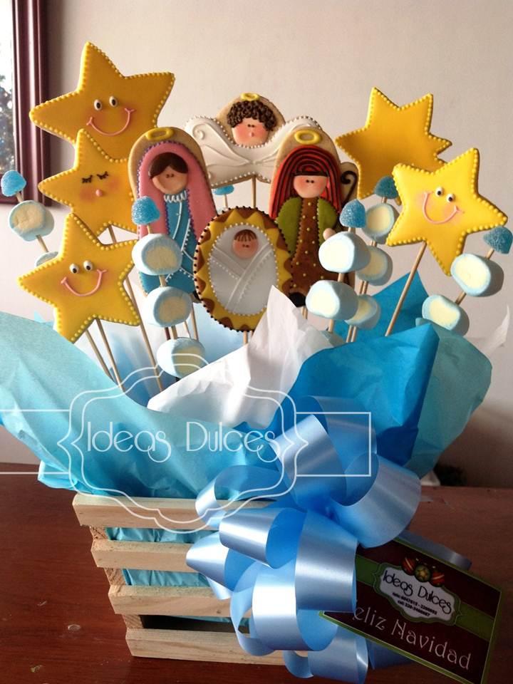 Navidad 2013 ideas dulces - Ideas originales navidad ...
