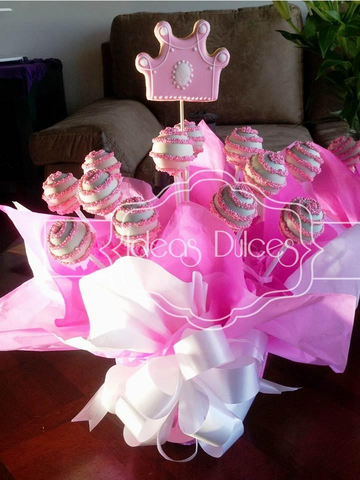 Fiestas Tematicas Princesas Ideas Dulces