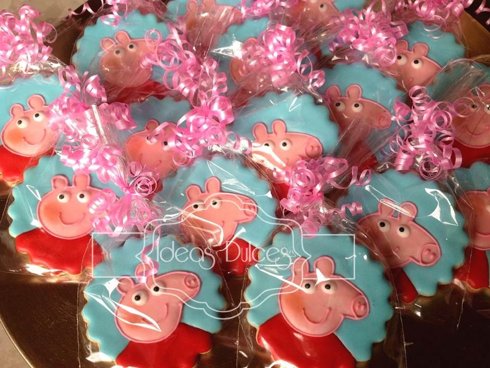 Fiestas tematicas peppa pig ideas dulces - Ideas fiestas tematicas ...