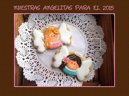 Nuestras Angelitas para el 2015
