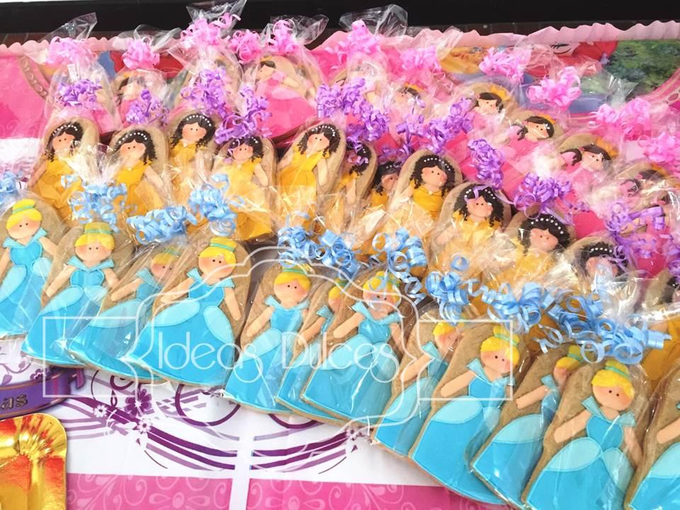 Fiesta tematica princesas disney ideas dulces - Fiestas infantiles princesas disney ...