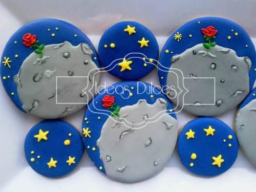 Galletas del Asteroide B 612