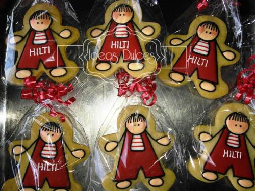 Galletas para Día del Niño- HILTI