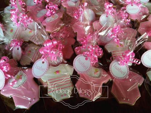 Galletas para el Baby Shower de Isabel