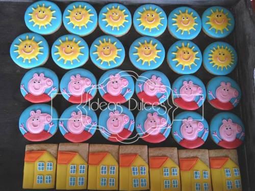 Masmelos pasaboca de Peppa Pig