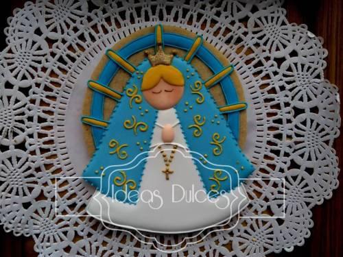 Galletas Recordatorio de la Virgen de Luján
